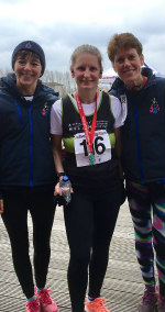 JOg On Holly from Beginner to Marathon Runner
