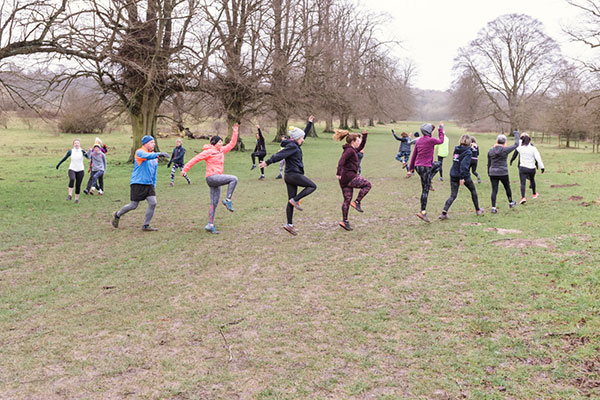 jog on running improvers course berkhamsted